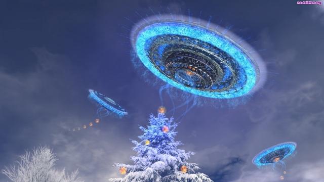 zima-ufo-choinka