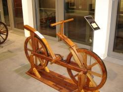 Leonardo-Fahrrad