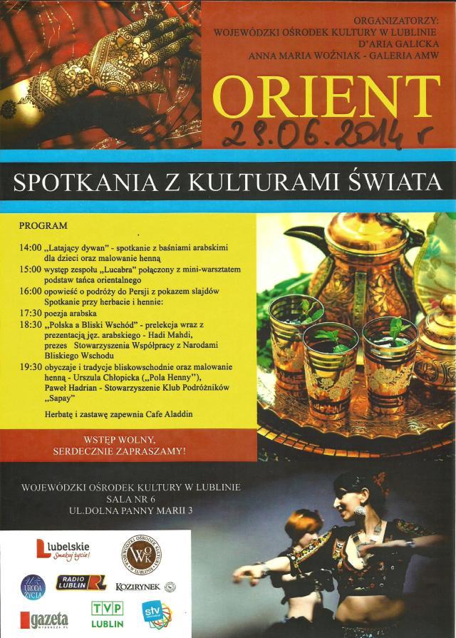 Plakat Orient