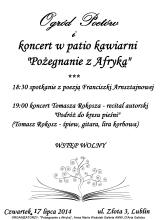 Kopia Kopia Ogród poetów -plakat